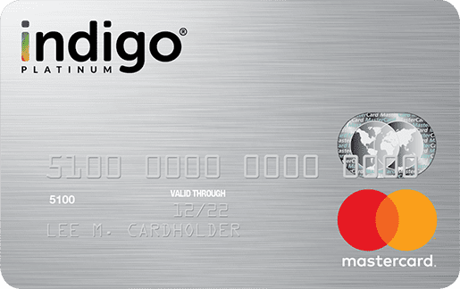 Indigo Credit Card