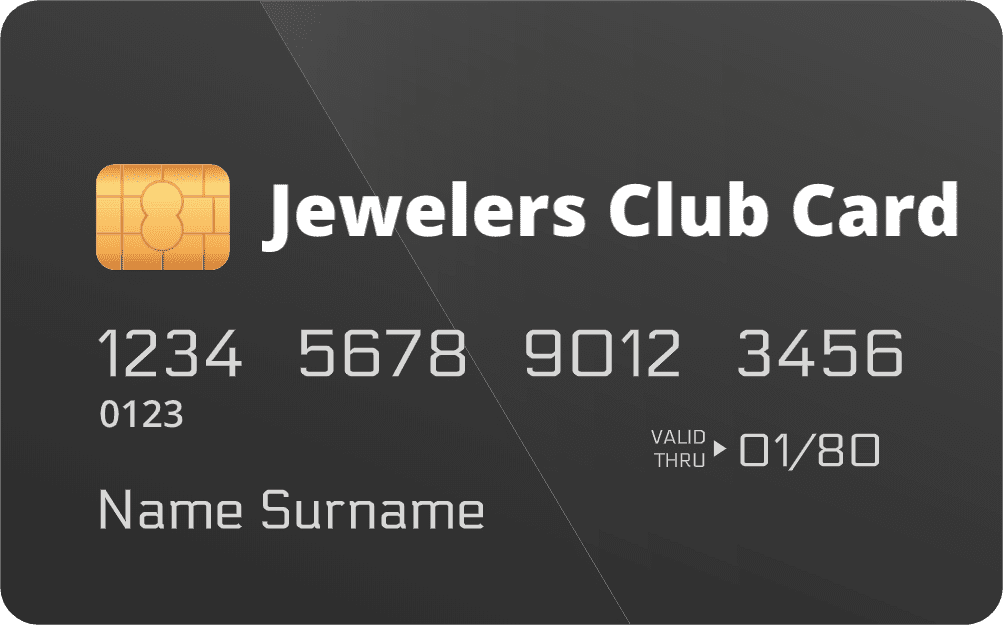Jewelers Club Card